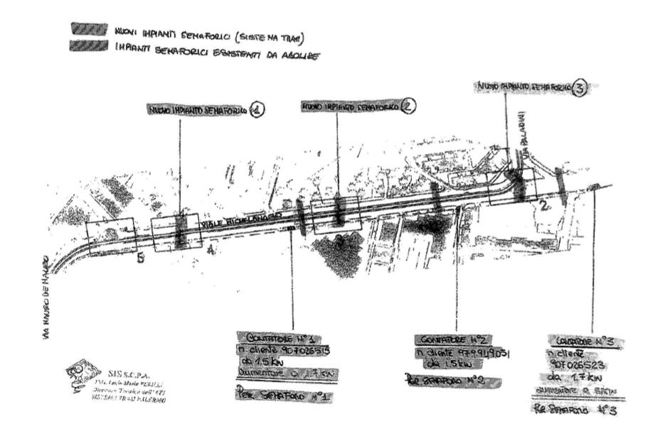 Semafori Linea 2
