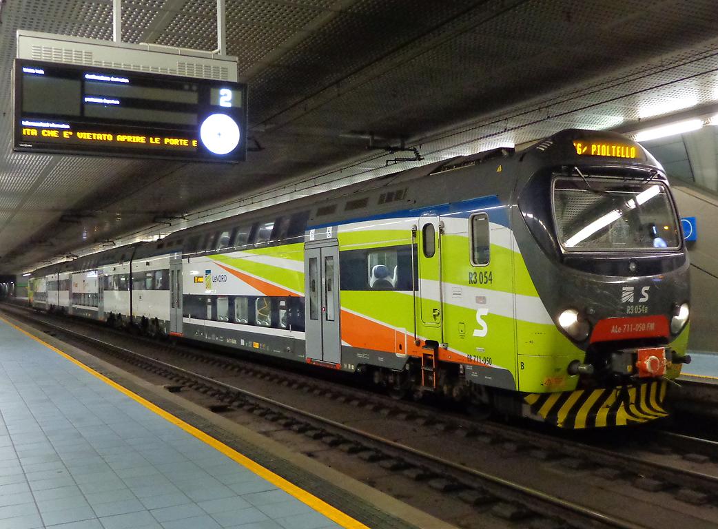 Trasporti la regione acquista nuovi convogli ferroviari for Piani di combo per l house shop