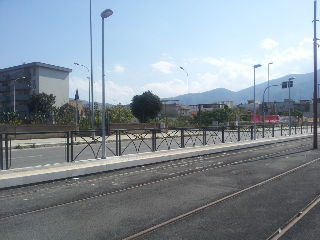 tram illuminazione