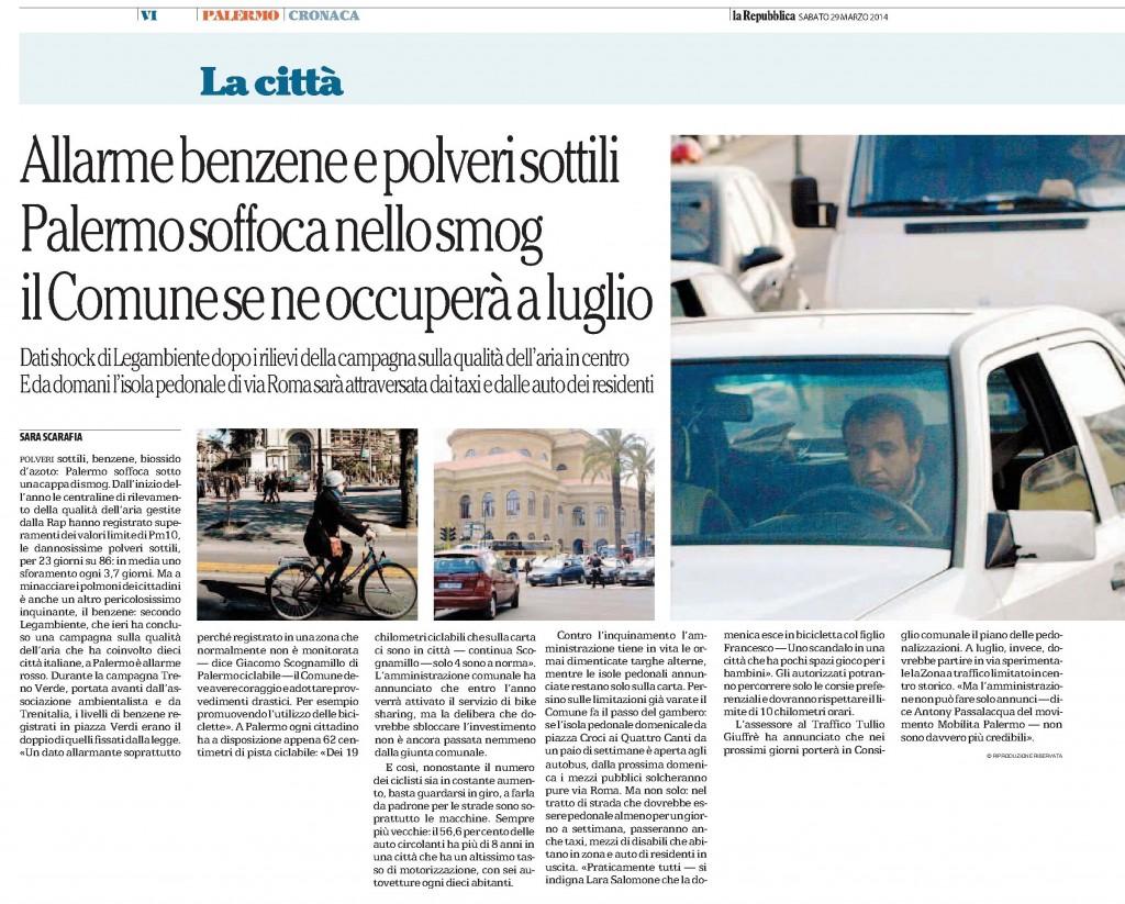 La Repubblica pa 29.03.201488