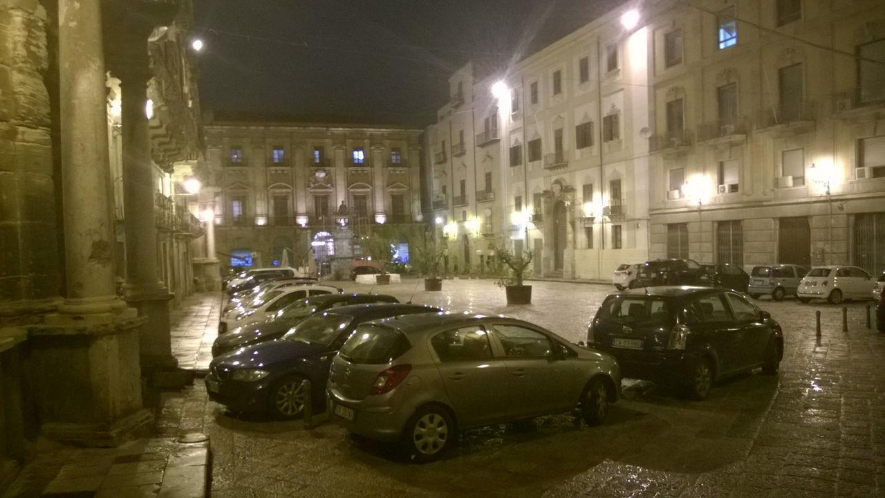 Pedonalizzazioni piazza bologni invasa dalle auto for Mobilita palermo