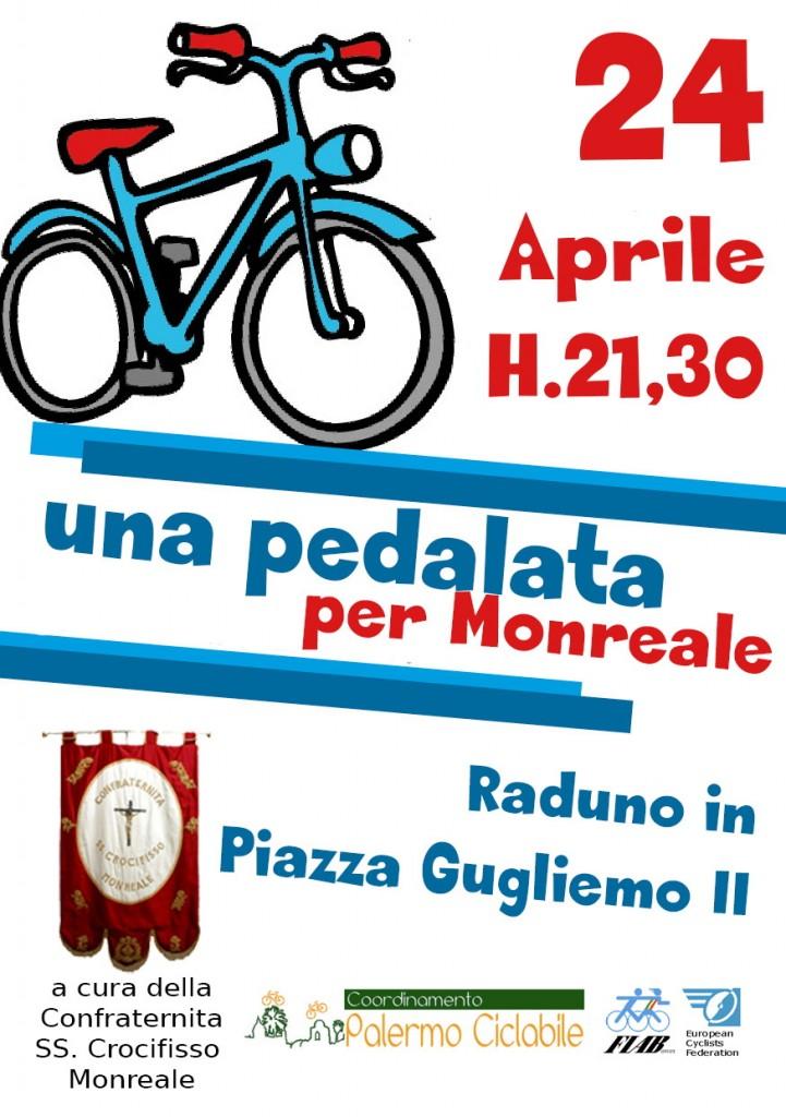 una-pedalata-per-monreale