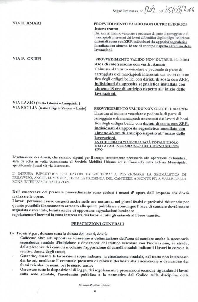 1209 VIA PIANO DELL'UCCIARDONE E ALTRE CHIUSURA ANELLO FERROVIARIO DI PALERMO