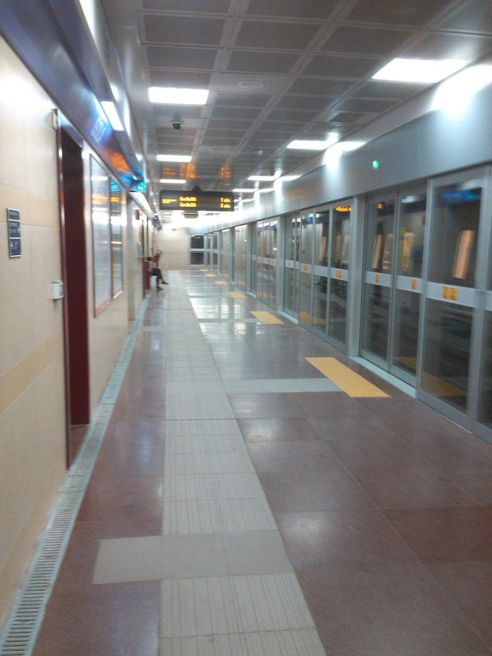 La nuova metropolitana di milano vista da un palermitano for Mobilita palermo