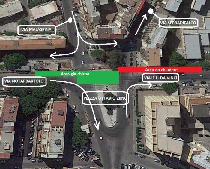 Planimetria Ziino- Serradifalco