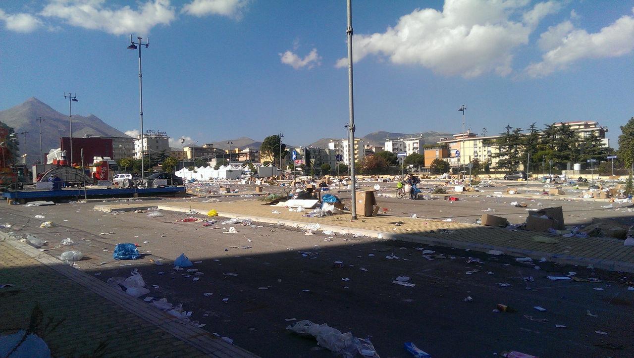 Il parcheggio emiri buono solo per i mercatini mobilita for Mercatini torino oggi
