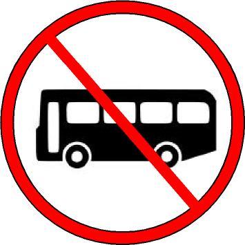 no-bus
