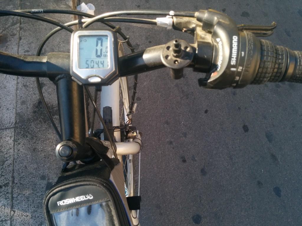 bici 500km