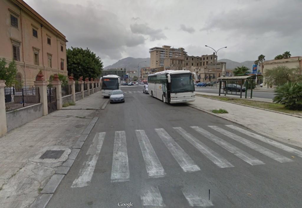 Google Street view - Ottobre 2014