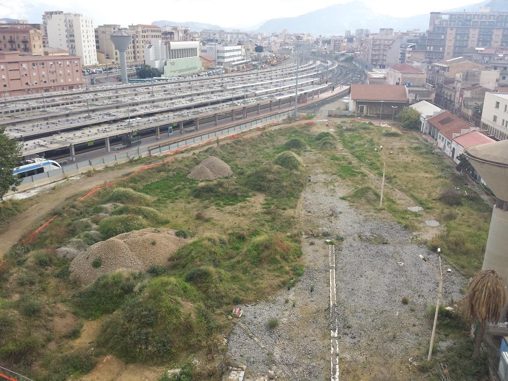 Terreno inutilizzato Stazione Centrale