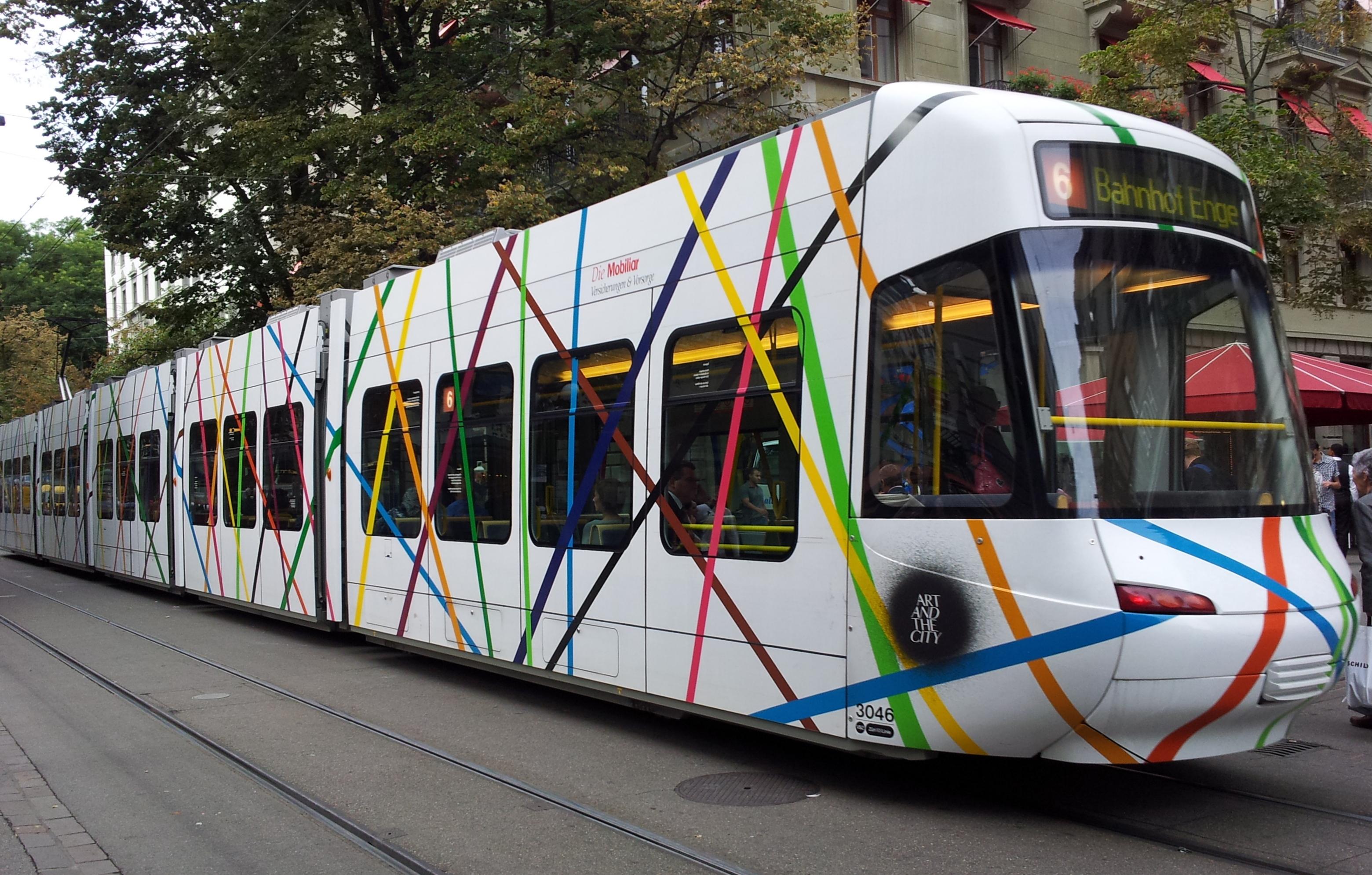Il tram di palermo non sar bianco mobilita palermo for Mobilita palermo