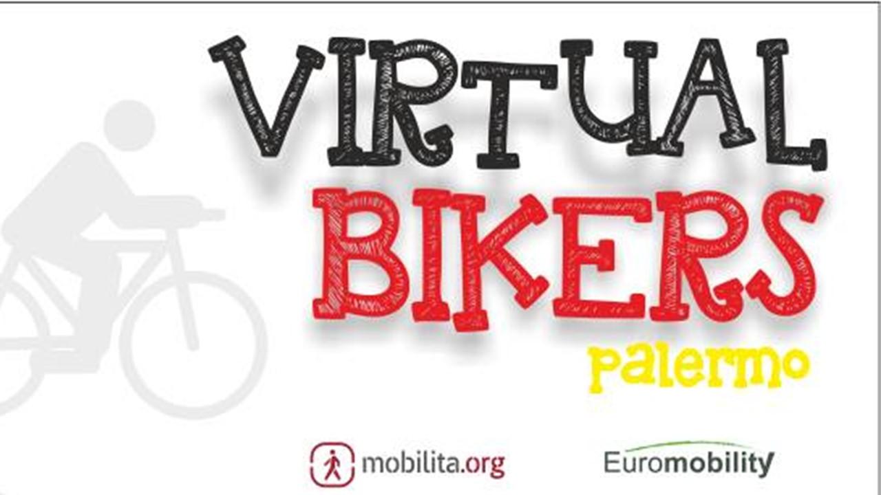 Virtual bikers palermo 2015 una sfida per tutti for Mobilita palermo