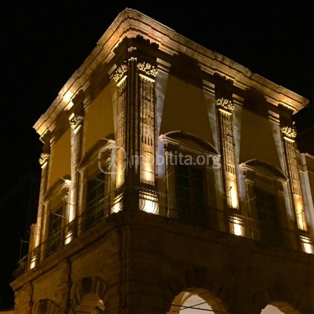 FOTO  Inaugurata l'Illuminazione notturna di alcuni monumenti cittadini – Mobilita Palermo