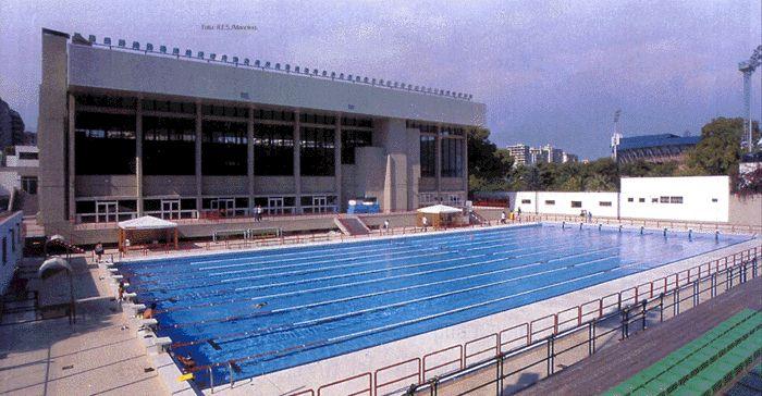 Piscina comunale riapre la vasca esterna mobilita palermo for Piantina della piscina