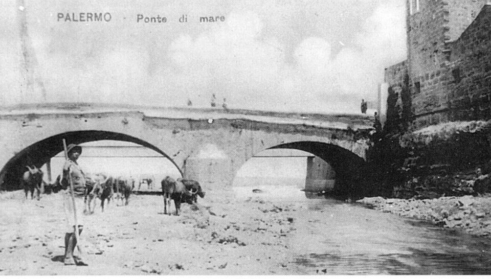 Ponte di Mare : Un ponte poco conosciuto – Mobilita Palermo