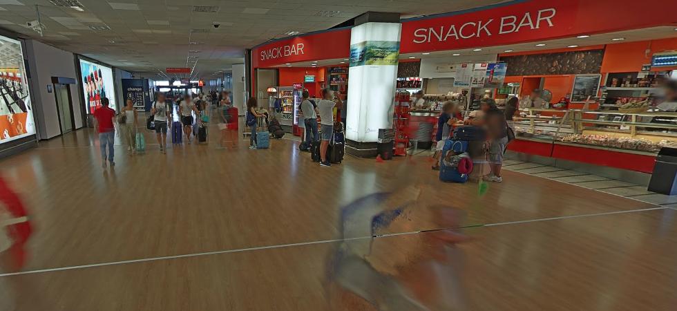 Aeroporto falcone borsellino a spasso con google street for Mobilita palermo