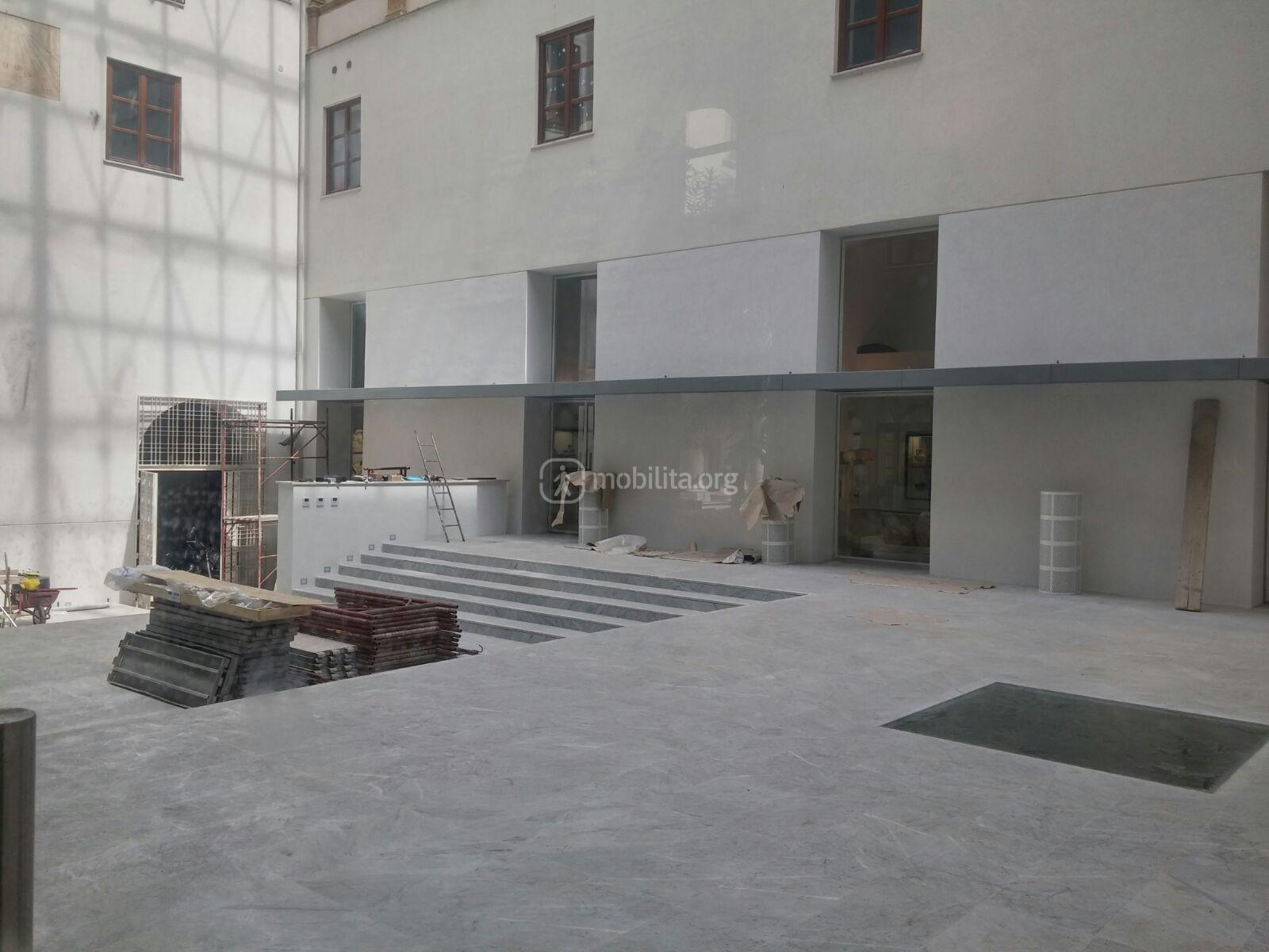 Il nuovo museo salinas una sbirciata all interno for Mobilita palermo