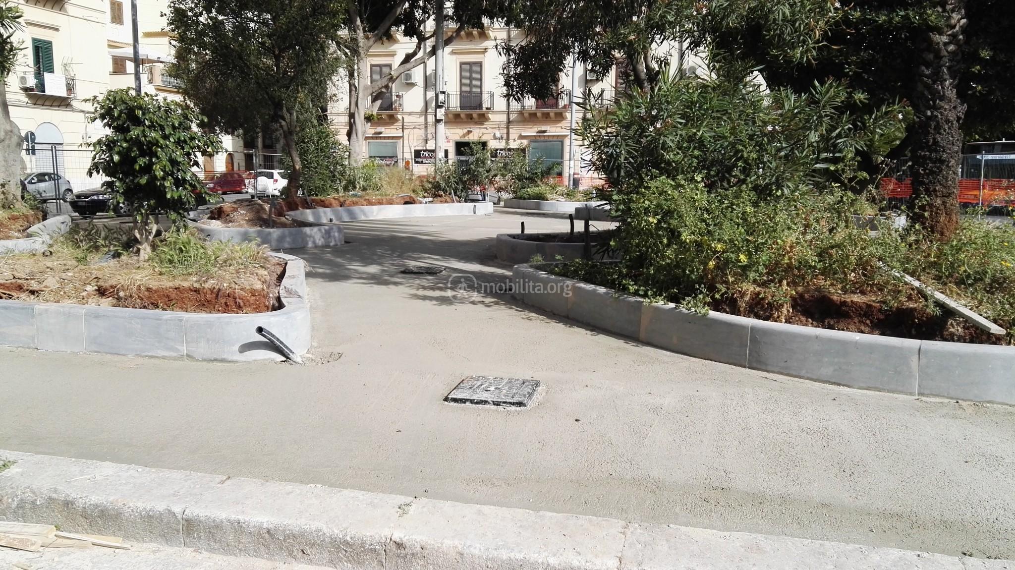 Grandi stazioni il recupero di piazza cupani mobilita for Mobilita palermo