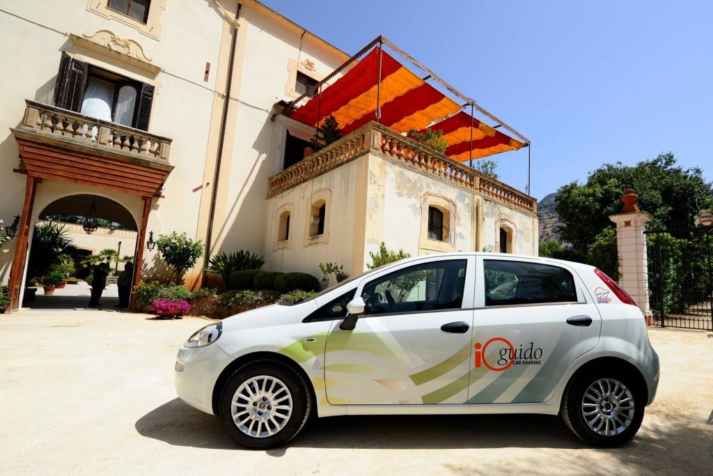 Carsharing annunciati nuovi mezzi e free floating for Mobilita palermo