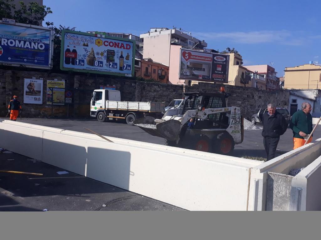 Raccolta Ferro Vecchio Catania avviati i lavori di realizzazione del centro comunale