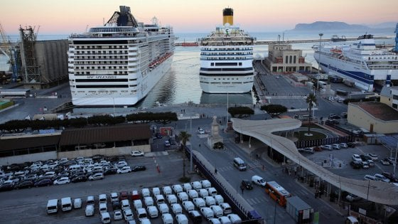 Il porto di palermo si prepara alle grandi navi da for Mobilita palermo