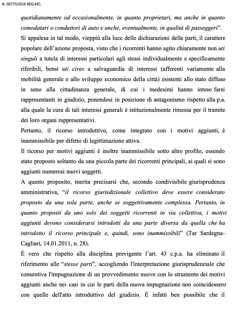 SENTENZA ZTL MERIGHI E C.ti 13
