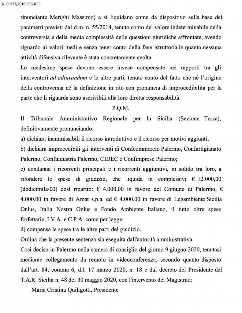 SENTENZA ZTL MERIGHI E C.ti 15