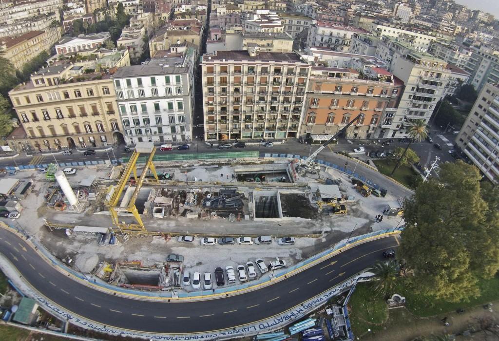 Corriere Mezzogiorno-Napoli